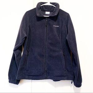 Columbia Fleece Zip Up Jacket X-Large